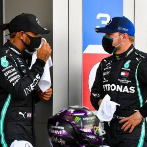 F1ロシアGP 予選:トップ10 ドライバーコメント