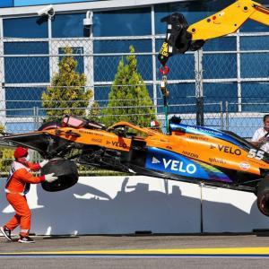 F1ロシアGP 決勝:ドライバーコメント(11位~DNF)