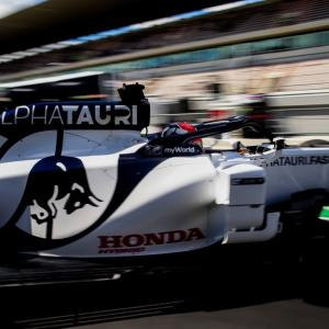 F1ポルトガルGP 予選Q2:ホンダF1勢はクビアトが脱落