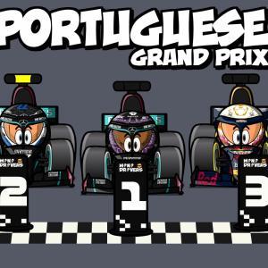 【Mini Driveres】F1ポルトガルGP