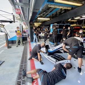 F1チームもリモートワークに一苦労?ウイリアムズのロブソン「現場にいないと見逃すモノも多い」
