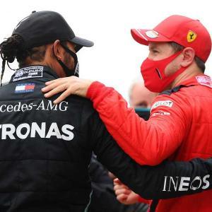 F1ファンがハミルトンよりもベッテルを支持した理由は?
