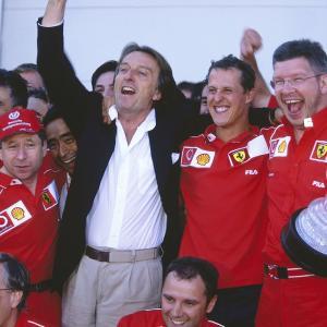 フェラーリ黄金時代を築いたロス・ブラウン「フェラーリは2022年を最優先にすべき」