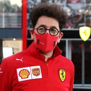 フェラーリ代表「チームランキング6番手は受け入れられるものではない」