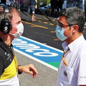 F1ドライバーたちの信用を失いつつあるF1レースディレクター