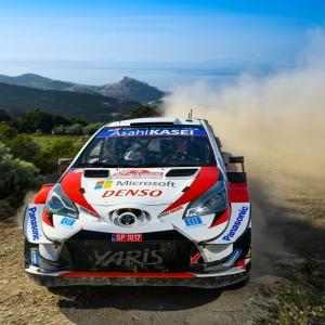 【WRC】トヨタ、最終戦モンツァでの全タイトル獲得へ全力注ぐ「最後までプッシュ」とマキネン