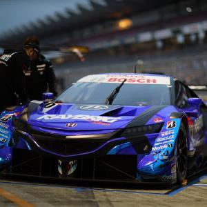 【SUPER GT】山本尚貴「花道を飾りたい」RAYBRIG NSX-GTラストランの最終決戦