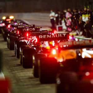 F1バーレーンGP 決勝:ドライバーコメント(11位~DNF)