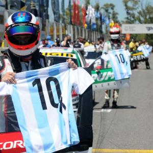 【STC2000】第5戦ブエノスアイレス : ルーベンス・バリチェロが参戦初年度で初優勝