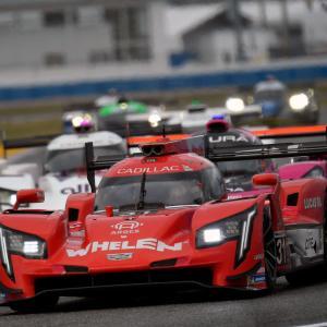 【IMSA】デイトナ24時間予選 : 予選Rで勝利したキャデラックのナッセ「ライバル勢は三味線」