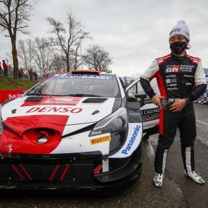 【WRC】勝田貴元、モンテカルロで自己最高位の6位「ドライビングに自信を持てるようになった」