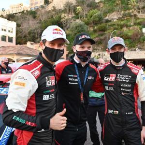 """【WRC】セナが憧れだった!""""モンテマイスター""""のオジェ、記録更新の8勝目を「誇りに思う」"""