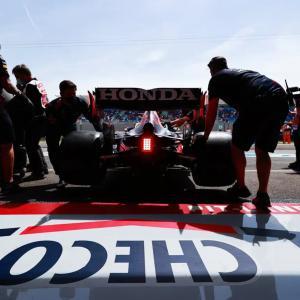 F1フランスGP 予選Q2:ホンダ勢は残りの3台揃って突破