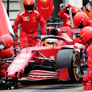 フェラーリF1、悲惨なレースペース不足でノーポイント 「大きく後退した」