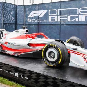 2022年の次世代F1マシンではDRSは廃止か