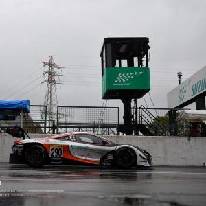 【S耐】第5戦鈴鹿の予選日は台風14号接近のためタイムスケジュールが変更