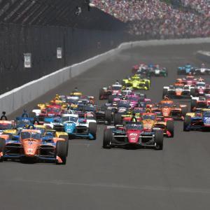 【インディ】インディカー・シリーズが2022年レースカレンダーを発表