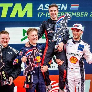 【DTM】第6戦アッセン : ローソン、連続表彰台でランク首位に。優勝はウィットマンとアウアー