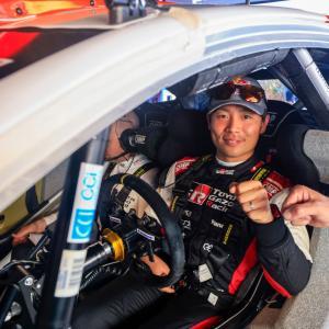 【WRC】勝田貴元が再びコドライバー変更。ソルベルグの元相棒ジョンストンとWRCフィンランドへ