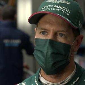 セバスチャン・ベッテル 「レース後半に雨が降るとチャンスがあるけど、今日はうまくいかなかった」