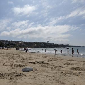 ★最近のカリフォルニアのビーチの様子。