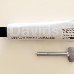 自然派歯磨き粉