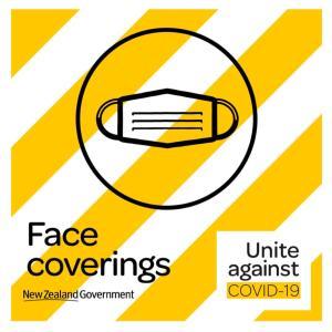 マスクなしで公共交通機関利用 1,000NZドル以下の罰金