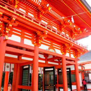 近江神社ですね。