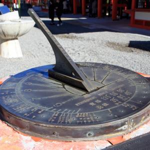 近江神社~時計です~