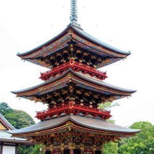 成田山~三重塔~