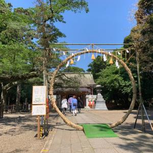 お朔日参りに行って来ました 6月1日 part3 息栖神社さま 下総一之宮香取神宮さま