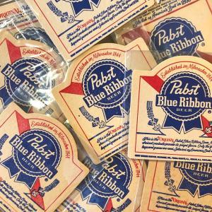 Pabst Blue Ribbon様々!