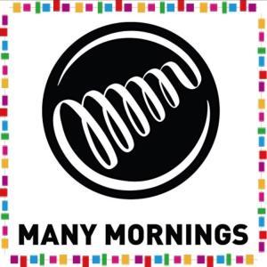 【new】many  mornings sox set