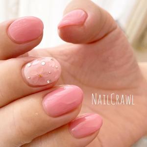 2種ピンクにホログラム桜