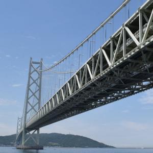 明石海峡大橋海上ウォーキング