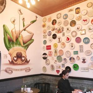 カフェ @ Madame Sousou Cafe