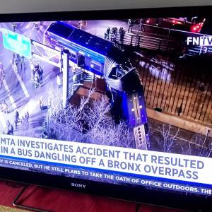 ★コロナウィルス蔓延中のマンハッタン生活★バス事故のニュースを観て思った事★