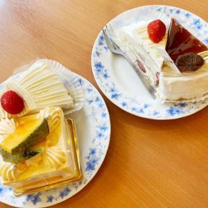 日本里帰り 2021年 夏☆41☆ 不二家のケーキ食べ放題♪