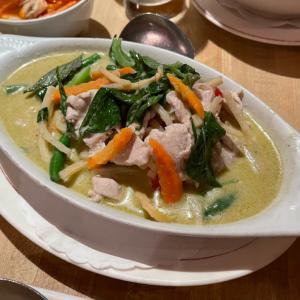 マンハッタンwithコロナ生活 タイ料理@Pongsri Thai Restaurant