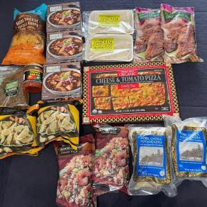 マンハッタンwithコロナ生活 巨大エコバッグと冷凍食品まとめ買い♡