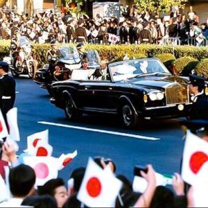 天皇陛下即位パレード