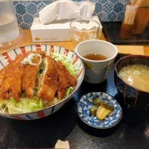 醤油カツ丼@神楽坂店