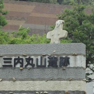 三内丸山遺跡めぐり~♪