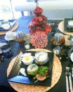 11月のお料理教室 クリスマスメニュー~♪