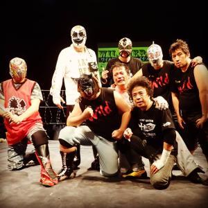 11/10 WILD HERO FINAL @新木場