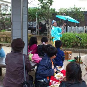 3月31日☆大泉学園町桜祭り