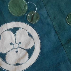 紋風呂敷のジャンバースカート!