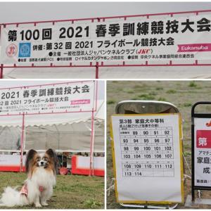 第100回 2021春季訓練競技会 2021/04/25
