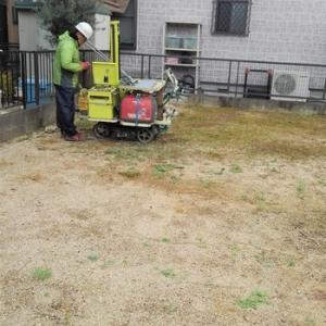地盤調査:滋賀県で新築工事