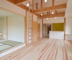お引っ越し後:亀岡市平屋建ての新築工事